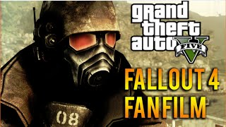 FALLOUT 4 GTA V NCR Rangers and Androids HD 1080P