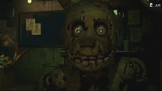 Фредди 5 ночей детские ужастики Злые мишки друзья аниматроники Страшилки 5 ночей с Фредди FNAF