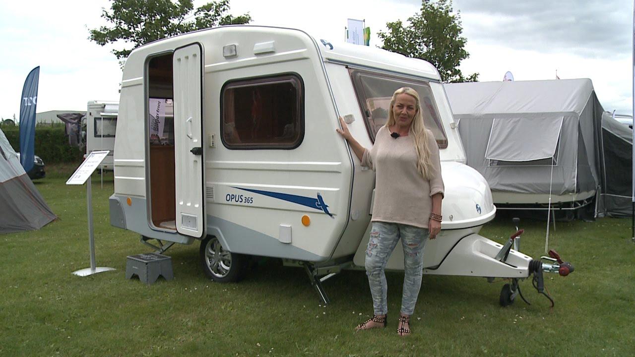Opus 365 - Lille og billig campingvogn - YouTube