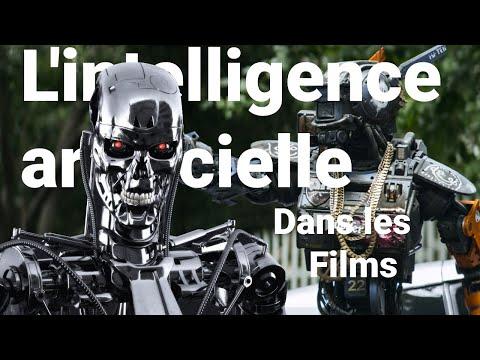 #1 - L'intelligence artificielle dans les films from YouTube · Duration:  16 minutes 8 seconds
