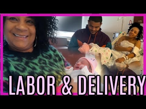 LABOR & DELIVERY | PREPARING FOR BABY TO COME HOME FROM THE HOSPITAL!