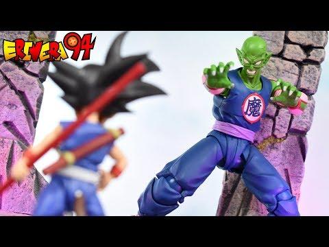 S.H. Figuarts Dragon Ball Demon King Piccolo Daimaoh Review