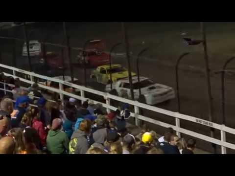 Macon Speedway SS heat #4  9/10/16