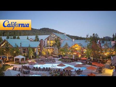 Tenaya Lodge, Fish Camp Hotels - California