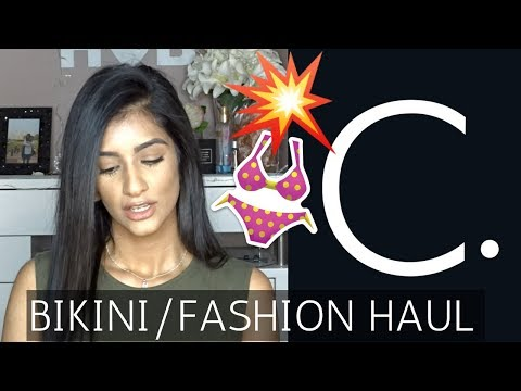BIKINI/FASHION HAUL | CUPSHE | THE LIFE OF B
