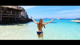 Amazing Thailand / Sailing Trip / DJI Phantom 3 / DJI Osmo / GoPro /The Chainsmokers  Roses