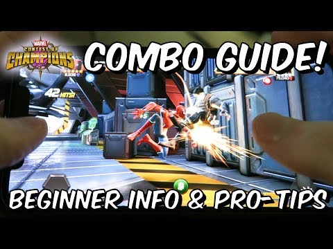 Combo Guide - Beginner Info, Basics & Pro-Tips! - Marvel Contest Of Champions