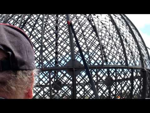 2012 Formula 1 Qantas Australian Grand Prix _ Globe of Death