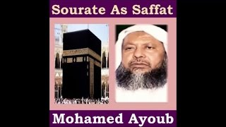 Sourate As Saffat - Mohamed Ayoub
