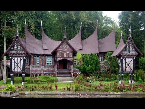 Rumah Adat Sumatera Barat, Struktur, Fungsi dan Ciri Khas