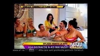 Splash! Vedete la Apa @ Antena 1 // Acces Direct // 5 iunie 2013