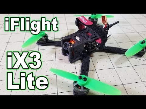 MD#113 🚁 iFlight RC iX3 Lite 🏁