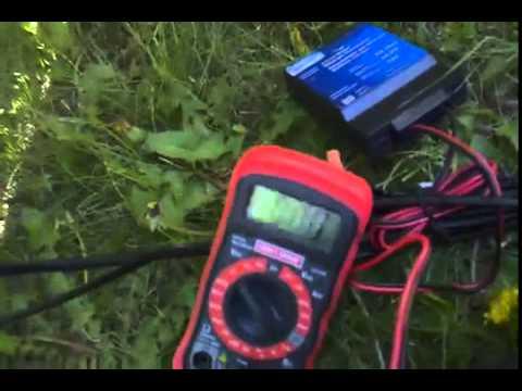 Sunforce 60W Solar 12V Power Generator Kit