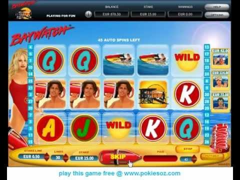 Free Baywatch Slots