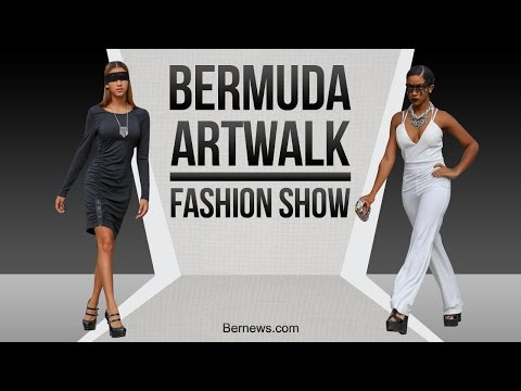 Art Walk Fashion Show, October 2015