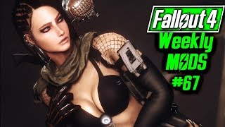 LEGEND IS BACK! - Fallout 4 Mods Weekly - WEEK 67 (XBOX & PC)
