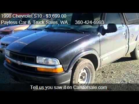 1998 chevrolet s10 5 speed manual for sale in mount vernon youtube rh youtube com 1998 chevy s10 manual transmission problems 1998 chevy s10 manual transmission problems