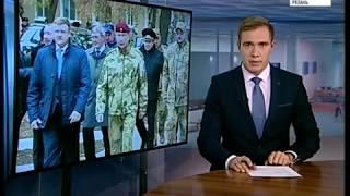 видео Глава Росгвардии открыл в Рязани закладной камень будущего монумента