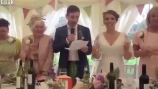 A Man United fan got married into a Man City family, gives a brilliant wedding toast - 2013(, 2013-11-30T04:41:31.000Z)