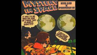 Kid Lib - Mystery In Space