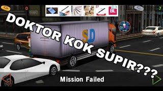 DOKTOR KOK SUPIR??? | RANDOM GAME 8#