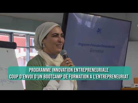Programme d'Innovation Entrepreneuriale : Bootcamp de formation des formateurs