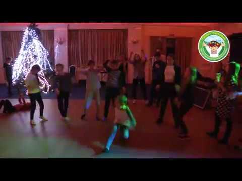 Танцы с Карпатами 2017. Флешмоб и дискотека