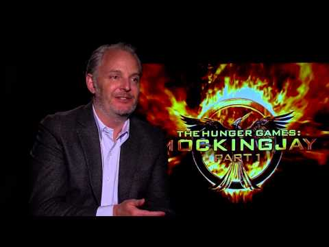 Francis Lawrence Talks Directing 'Mockingjay' & 'Constantine'