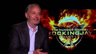 Francis Lawrence Talks Directing 'Mockingjay' & 'Constantine'