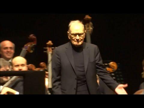 Ennio MORRICONE 2015 BEST OF CONCERT LIVE LYON (FRANCE) With Susanna RIGACCI