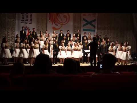 9th World Choir Games Guangdong Experimental Middle