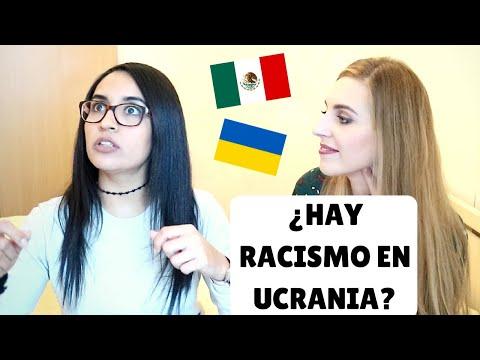 MEXICANA EN UCRANIA: Racismo, Mujeres, Hombres, Gastronomía