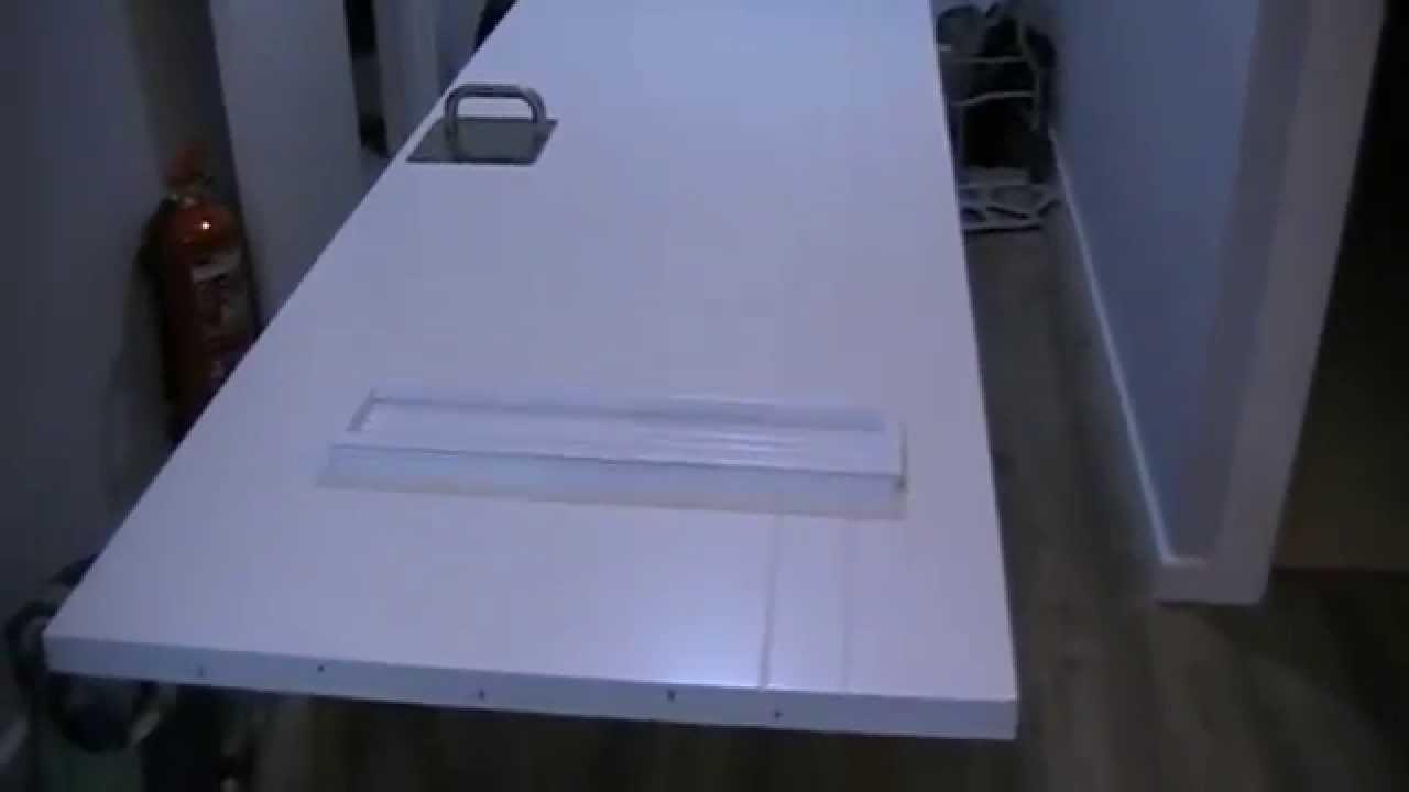 Poner una rejilla de ventilaci n a una puerta youtube - Rejillas de ventilacion ...