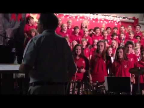 Alleluia Community School's Christmas Pageant
