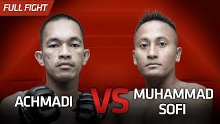 [HD] Achmadi vs Muhammad Sofi || One Pride Pro Never Quit #28