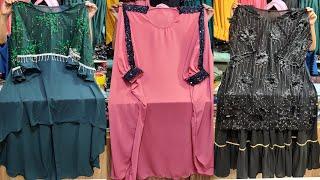 হিজাবি আপুদের জন্য ওয়ানপিস গাউন/টপস/কাপ্তান/গারারা ড্রেস   OnePiece gown/kaptan collection
