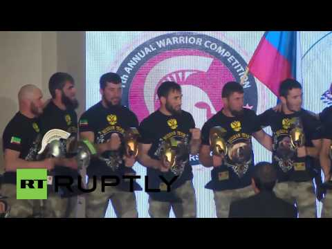 Jordan: Russian Special Forces crowned champions at 7th Annual Warrior Competition