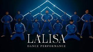 Lisa Lalisa Dance Practice Boys Version Spain