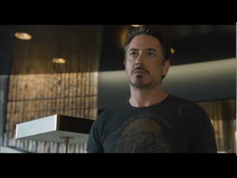 "The Avengers Movie Clip ""Headcount"" Official 2012 [HD] - Robert Downey, Jr."