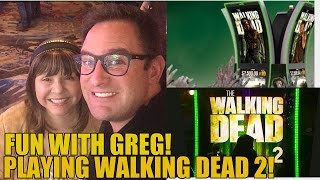Walking Dead 2 Slot Machine-FUN WITH GREG!(Walking Dead 2 Slot Machine-FUN WITH GREG! Like Vegas Slot Videos by Dianaevoni on Facebook: https://www.facebook.com/lasvegasslotvideos Live tweets ..., 2016-12-18T14:00:01.000Z)