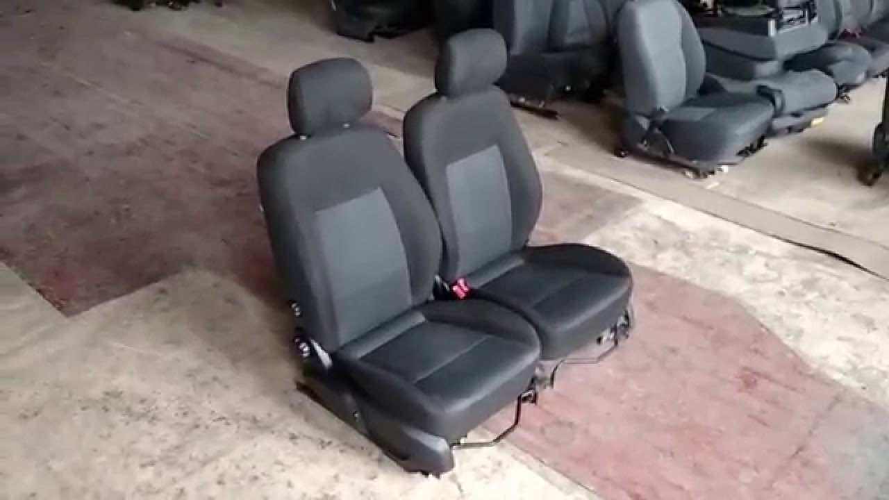 FMND-3 - Ford Mondeo - передние сиденья