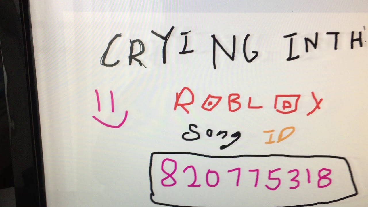 Camila Cabello Crying In The Club Roblox Song Id 2018