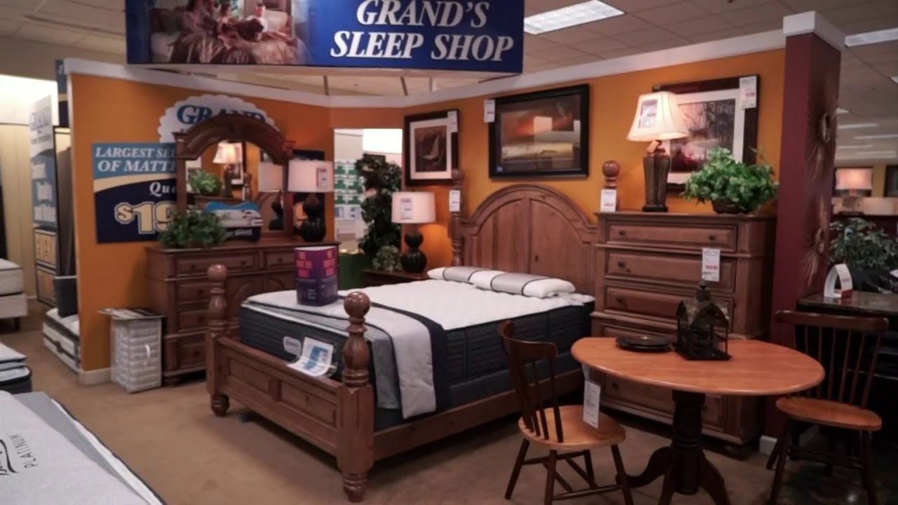 Grand Home Furnishing Offers A One Stop Shop For Everything Your