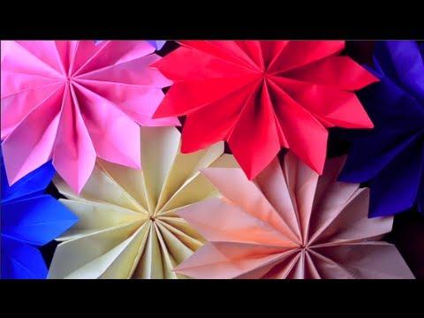 DIY Origami Flower   Mother's Day DIY