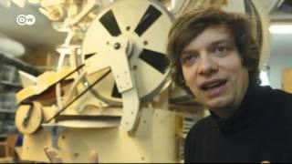 Marble Machine: música con canicas | Euromaxx
