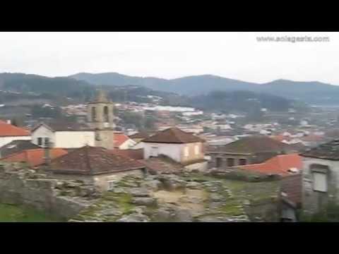 Vila de Melgaço - Pelas ruas até ao Castelo (Melgaço)