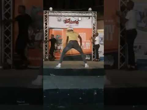 #latest#2018 Limpopo boy VS Vincent live challenge #dance part 2