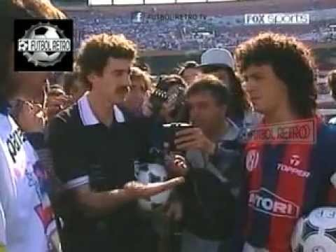 San Lorenzo vs Boca Jrs  Historial de Enfrentamientos 1989 a 1992 FUTBOL RETRO TV
