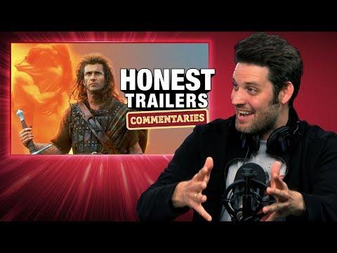 Honest Trailers Commentary | Braveheart
