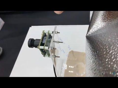 Demo: 2MP Sony IMX290 Ultralow Light Camera For Jetson TX2 @ ESC 2017   E-con Systems